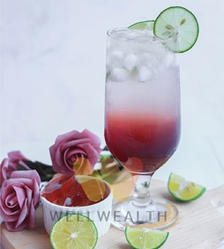 Soda Chanh Việt Quất